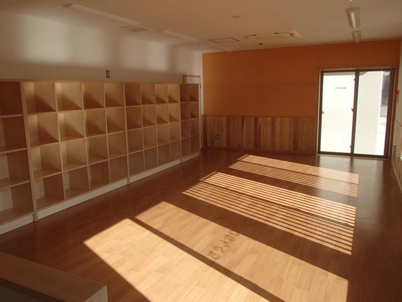 下野谷小学校放課後キッズクラブ事業施設整備工事(建築工事)