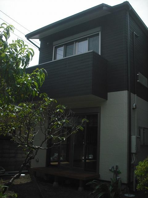 木造 施工例 - 鎌倉I邸 木造二階建
