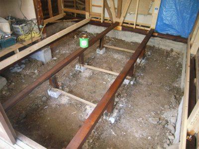 耐震リニューアル工事の施工例