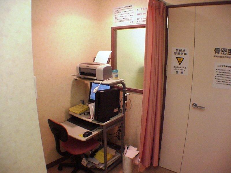 病院 CT室 改装工事