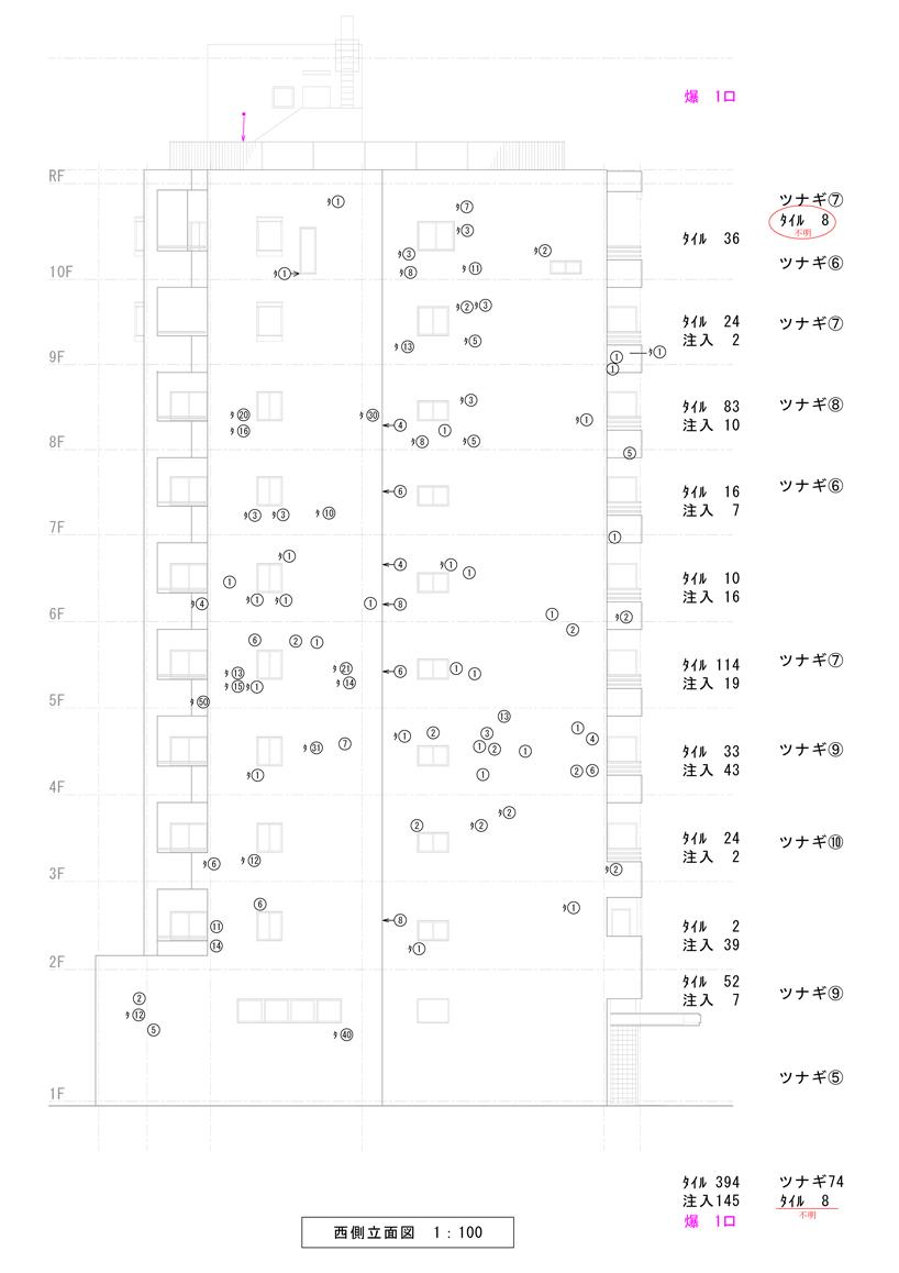 シエロ横浜 大規模修繕工事(横浜市)