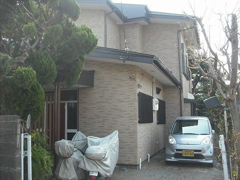 耐震改修工事 M邸