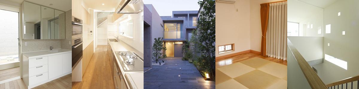 当社の新築工事は設計・施工も完全注文住宅が多く、どんな施工でもお任せいただけます。