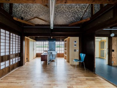 木造 施工例-藤沢市ココロまち診療所