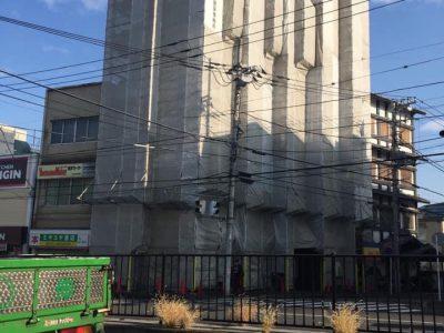 末廣園大規模修繕(横浜市神奈川区)